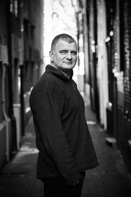 Jaap Hoogteijling, portret, portretfotografie