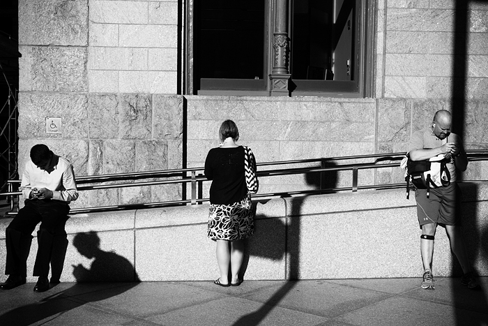 Straatfotografie, street photography, boston, b/w photography