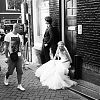 amsterdam, straatfotografie, street photography, jodenbreestraat, korte stormsteeg