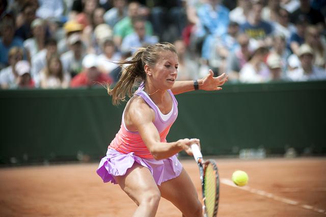 Roland Garros, Annika Beck, tennis