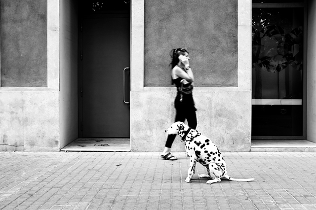 straatfotografie, streetphotography, Barcelona, carrer de la Llacuna