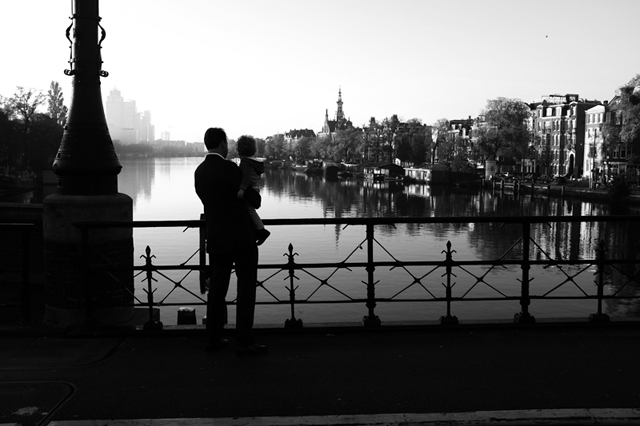straatfotografie, Amsterdam, nieuwe amstelbrug, streetphotography