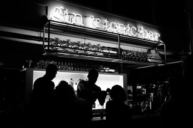 Foodhallen, Amsterdam, Gintonic