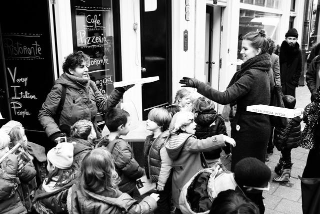 straatfotografie, Amsterdam, vijzelstraat, streetphotography