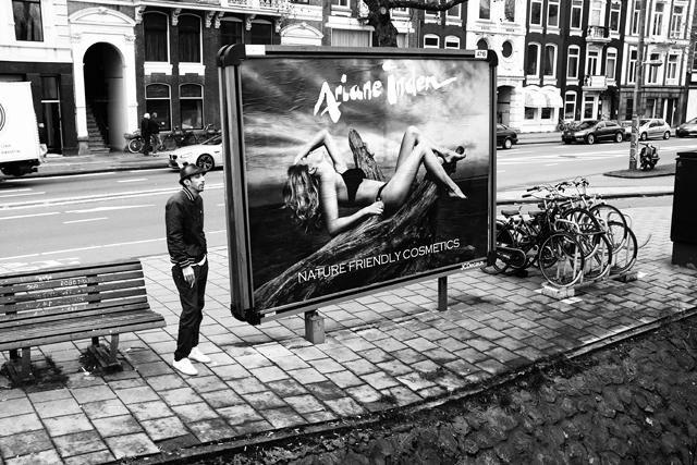 straatfotografie, Amsterdam, Stadhouderskade streetphotography