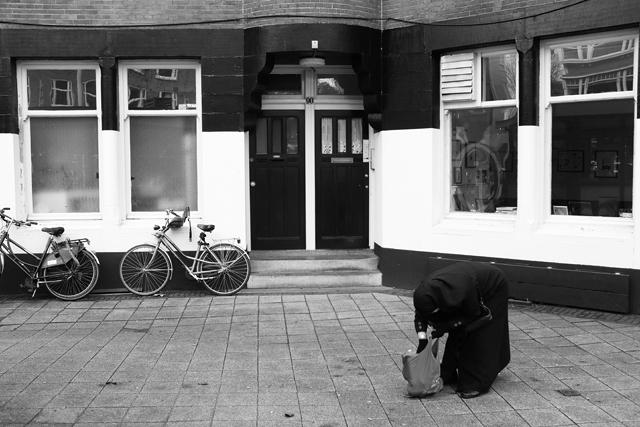 straatfotografie, Amsterdam, Pretoriusstraat, streetphotography