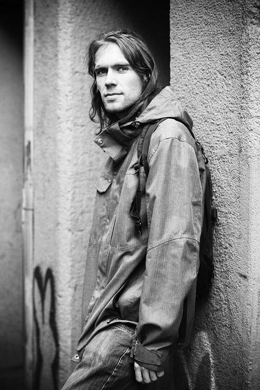 Portretfotografie, straat, Julien