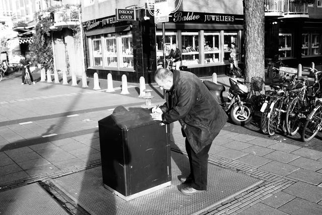 straatfotografie, streetphotography, amsterdam, linnaeusstraat