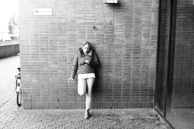 straatfotografie, streetphotography, amsterdam, waterlooplein
