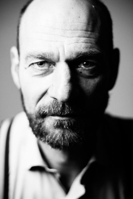 Portretfotografie, z/w fotografie, portret