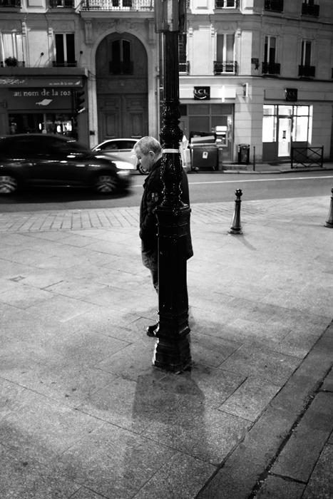 Straatfotografie, Parijs, Grande de rue Charles de Gaulles