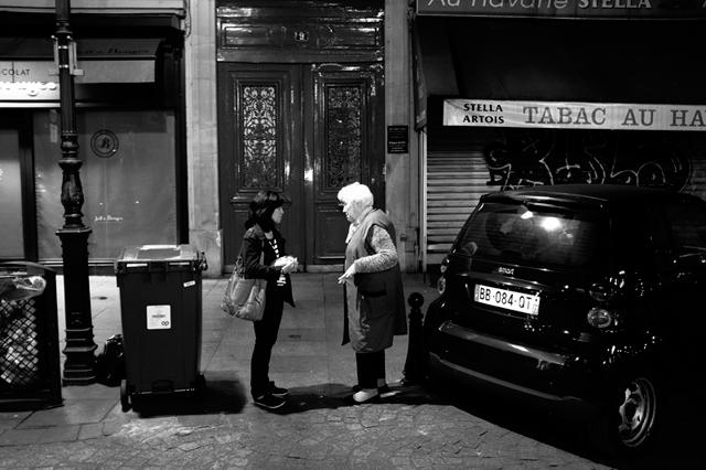 straatfotografie, parijs, Rue de la Station, Asnieres sur Seine