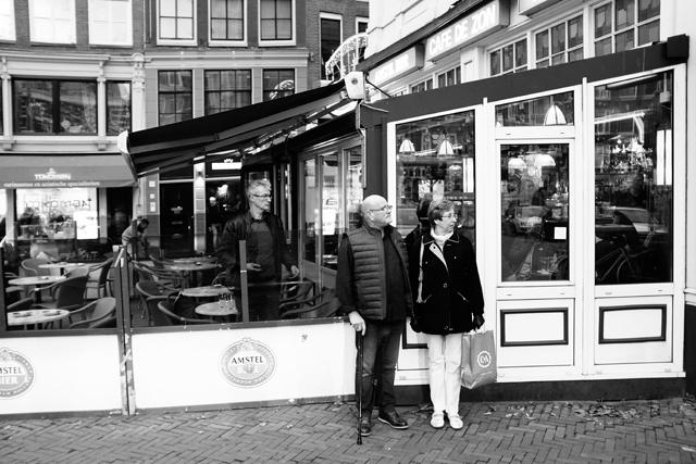 Straatfotografie, Amsterdam, gelderse kade, Streetphotography