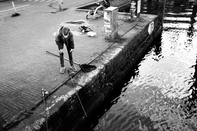 straatfotografie, amsterdam, Westerdokskade, streetphotography