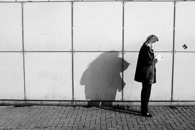 Straatfotografie, Amsterdam, Streetphotography, stationsplein