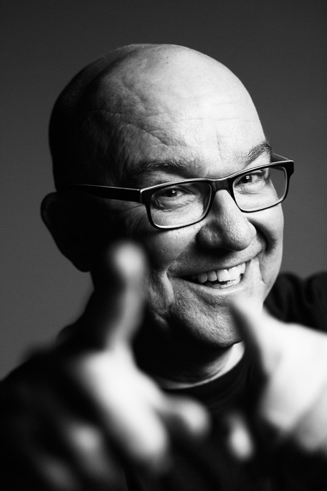 portretfotografie, portret, Eric van Onna, zw fotografie