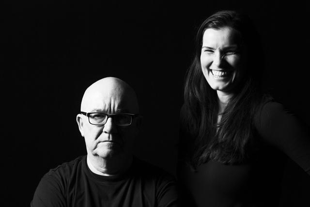 portretfotografie, Eric van Onna, Nathalie Mangelaars, portret