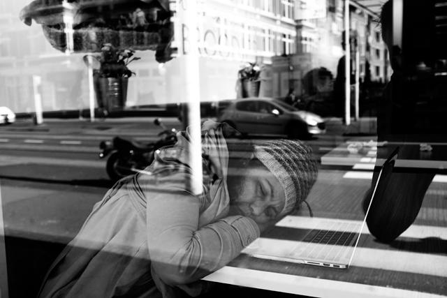 straatfotografie, amsterdam, linnaeusstraat, streetphotography