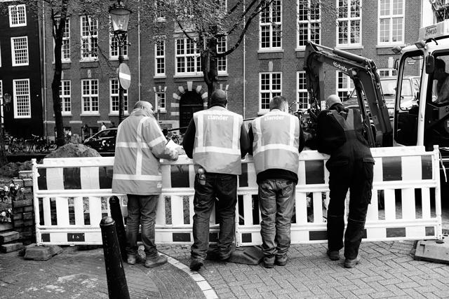 straatfotografie, amsterdam, kloveniersburgwal, streetphotography