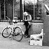 straatfotografie, amsterdam, waterlooplein,