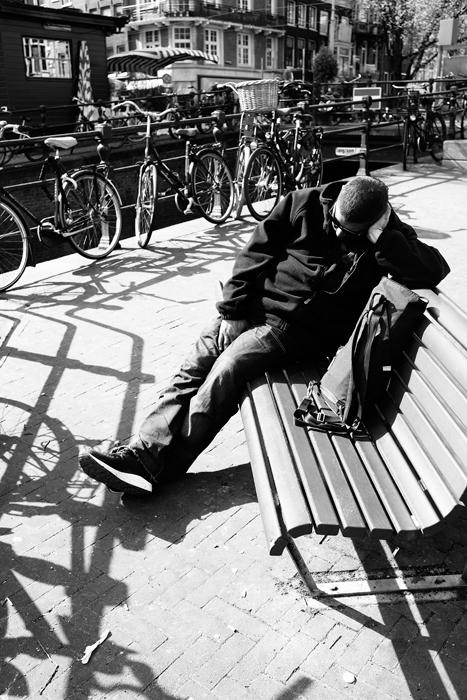 Straatfotografie, Amsterdam, Prinsengracht, streetphotography