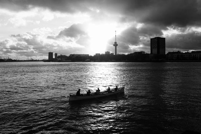 stadslandschap, Rotterdam, Kop van Zuid