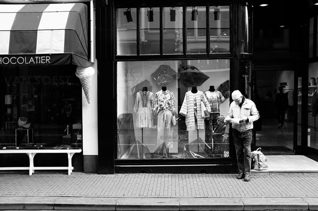 Straatfotografie, Amsterdam, Utrechtsestraat, street photography