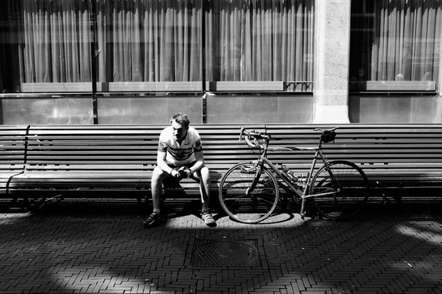 Straatfotografie, Den Haag, Lange Poten, Street Photograpy