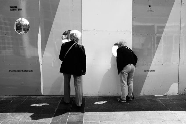 Straatfotografie, Den Haag, Turfmarkt, Streetphotography