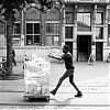 Straatfotografie, Den Haag, Kerkplein, Streetphotography