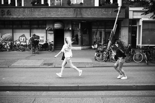 Straatfotografie, Amsterdam, Overtoom, Street photography