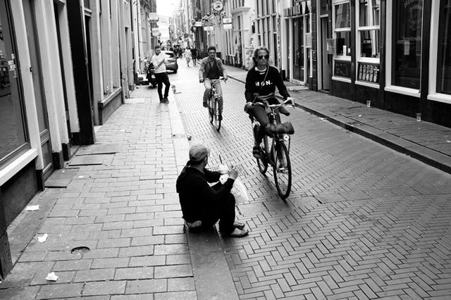 straatfotografie, streetphotography, amsterdam,warmoesstraat, street photography