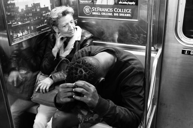 straatfotografie, streetphotogrpahy, new york, subway