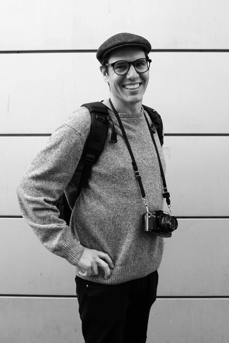 straatportret, straatfotograaf, Melvin tas
