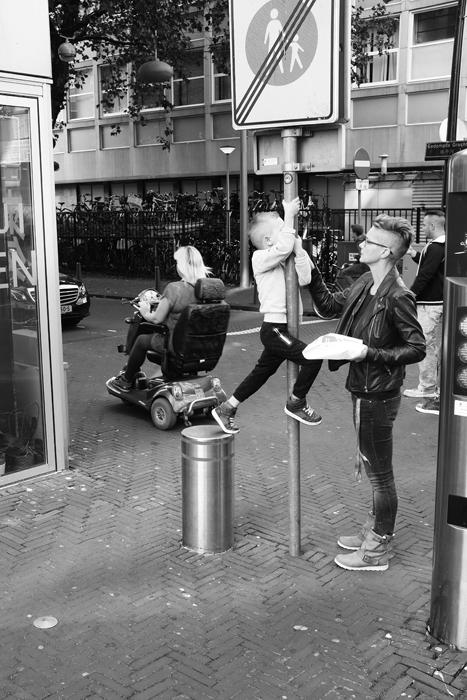 Straatfotografie, Den Haag, Bezemstraat, Streetphotography