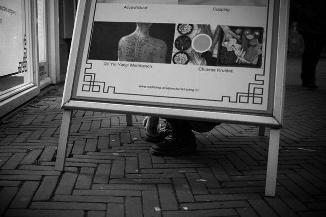 Straatfotografie, Den Haag, Korte Poten, Streetphotography