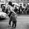 straatfotografie, Den Haag,  Amsterdamse Veerkade