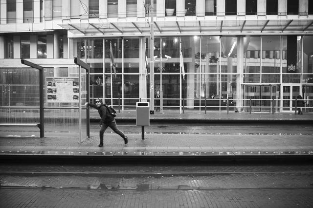 Straatfotografie, Den Haag, Rijnstraat, Streetphotography