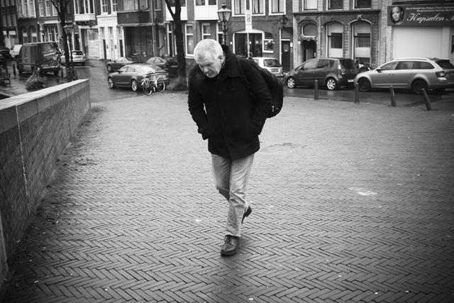 Straatfotografie, Den Haag, Zieken, Streetphotography