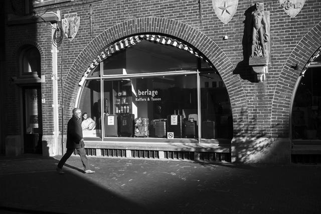 Straatfotografie, Den Haag, Prinsestraat, Streetphotography