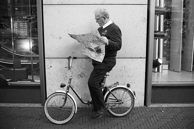 Straatfotografie, Den Haag, Spui, Streetphotography