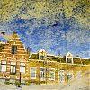 Weerspiegeling, Servaas Noutsstraat, Amsterdam