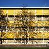 Geel, Pieter Nieuwland College, nobelweg, watergraafsmeer, Amsterdam