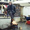 boekemarkt, spui, amsterdam, koude voeten