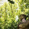 Standbeeld Koning David, Park Frankendael