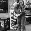 9th avenue, new york city, kiosk, avondkrant, straatfotografie